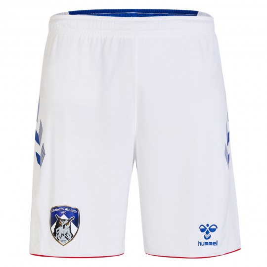 Oldham 19-20 Hummel Home Shorts - Adult